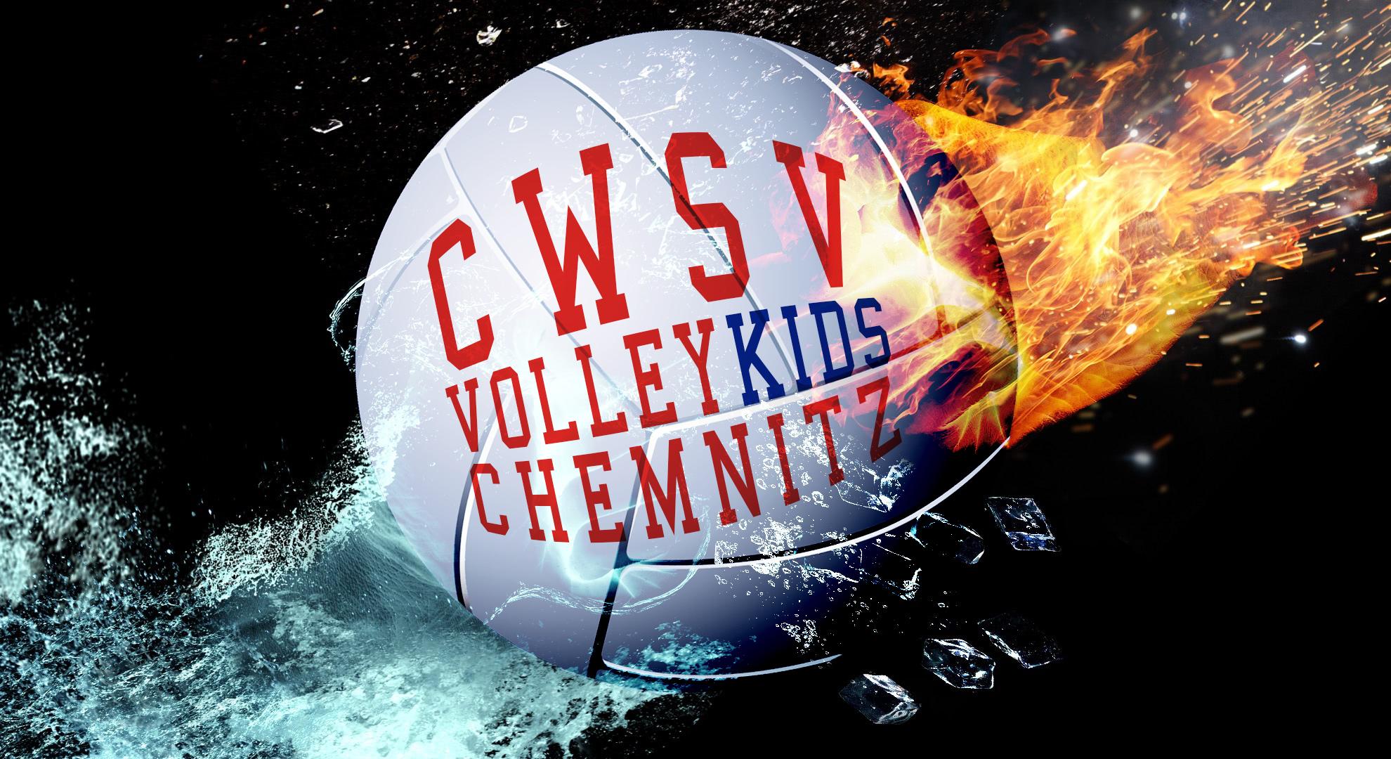 Volleyball für Kinder und Jugend in Chemnitz